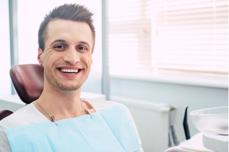 Good candidate for dental implants