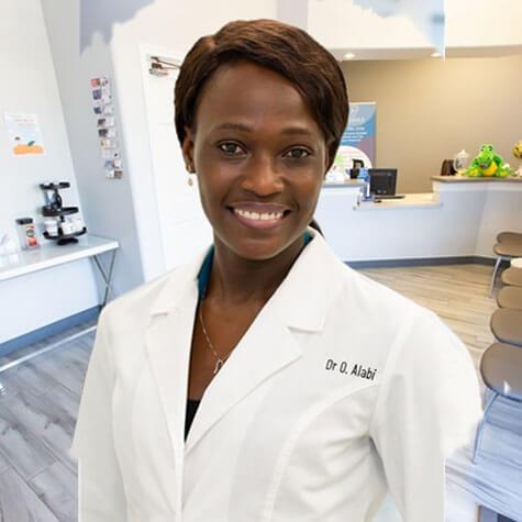 Dr Olabisi Alabi